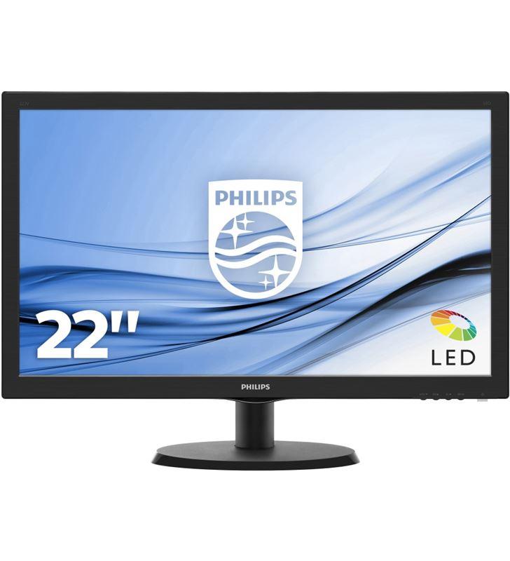 Philips L-M 223V5LHSB2 monitor led v-line 223v5lhsb2 - 21.5''/ 54.6cm fullhd - 5ms - 10m:1 223v5lhsb2/00 - PHIL-M 223V5LHSB2