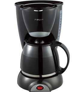 Nevir cafetera de goteo NVR1132CM filtro 12t negro - 8427155904267