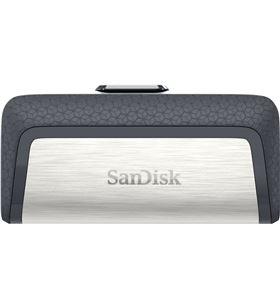 Sandisk SDDDC2-064G-G46 pendrive dual usb tipo-c ultra - 64gb - conectores usb-a y usb tipo - SND-FLASH SDDDC2-064G-G46