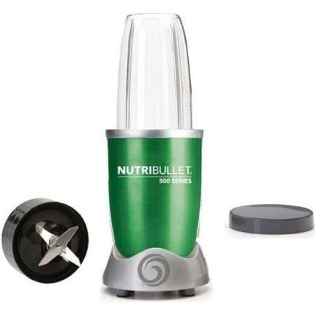 Ariete extractor de nutrientes nutribullet nb5-0628-g verde - 500w - 20000rpm - cu - 8435502300259-0