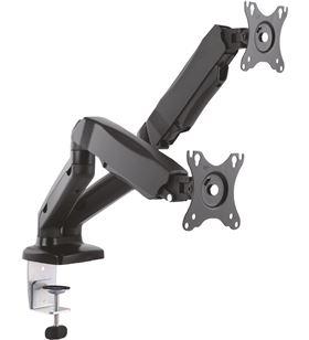 Soporte de mesa con doble brazo articulado Aisens DT27TSR-045 para pantalla - AIS-SOPORTE DT27TSR-045
