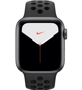 Apple watch nike series 5 gps 40mm caja aluminio gris espacial con correa a MX3T2TY/A - APL-WATCH S5 MX3T2TYA