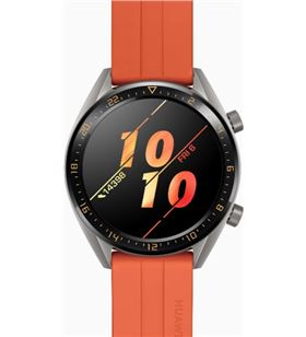 Reloj inteligente Huawei gt active 46mm orange - pantalla 3.53cm amoled - b 55023804 - HUA-RELOJ GT ACTIVE ORAN