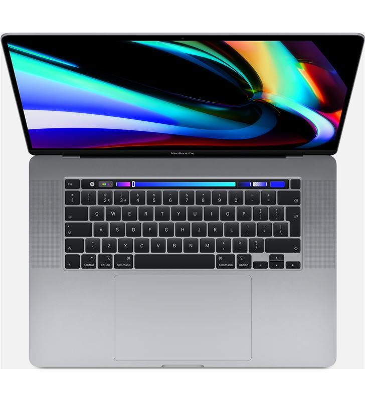 Apple macbook pro 16'' 8core i9 2.3ghz/16gb/1tb gris espacial - MVVK2Y/A - MVVK2YA