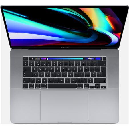 Apple macbook pro 16'' 8core i9 2.3ghz/16gb/1tb gris espacial - MVVK2Y/A - MVVK2YA