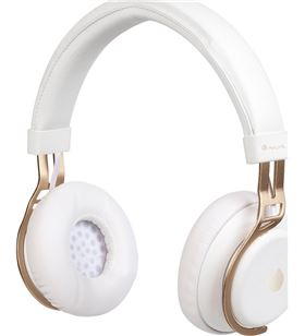Auriculares bluetooth Ngs ártica lust white - alcance 10m - micrófono - dia ARTICALUSTWHITE - NGS-AUR ARTICA LUST WHITE
