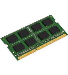 Memoria Kingston 4gb - ddr3l-1600 - pc3-12800 - sodimm - cl11 - 204 pin - 1 KVR16LS11/4 - KIN-4GB 12800DDR3 SODIMM