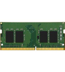 Memoria Kingston KVR24S17S8/8BK - 8gb - ddr4 pc4-2400 - cl17 - 260 pines - - KIN-8GB KVR24S17S8 8BK