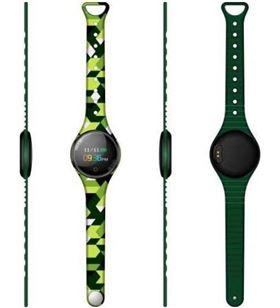 Reloj inteligente Innjoo voom mini green black - pantalla color 2.4cm - bt VOOM MINI GB - 6928978216800