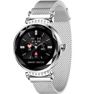 Reloj inteligente Innjoo lady crystal silver - registro distancia - ritmo c LADYC SILVER - 6928978216855