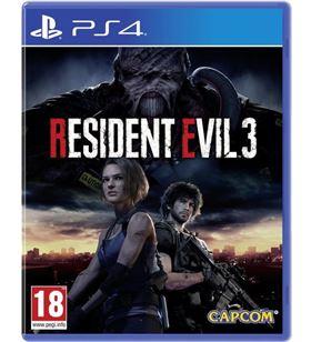 Sony REV 3 RMKE juego para consola ps4 resident evil 3 remake - SONY-PS4-J REV 3 RMKE