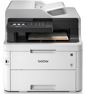 Multifunción Brother wifi con fax láser color mfc-l3750cdw - 24ppm - duplex MFCL3750CDWYY1 - BRO-MULT-MFC-L3750CDW