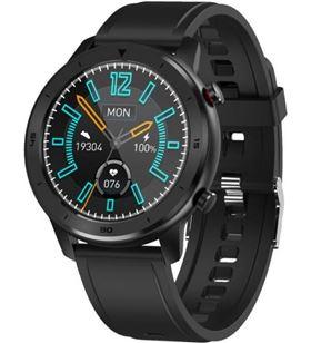 Reloj inteligente Innjoo voom sport con correa color negro - pantalla 3.38c VOOM SPORT BLAC - 6928978216701