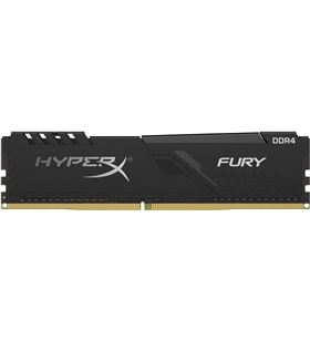 Memoria Kingston hyperx fury HX426C16FB3/16 - 16gb - ddr4 pc4-2666 - cl16 - - KIN-HX HX426C16FB3 16