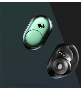 SkullCandy push tws negro verde psychotropical teal auriculares inalámbrico PUSH PSYCHOTROP - +20891