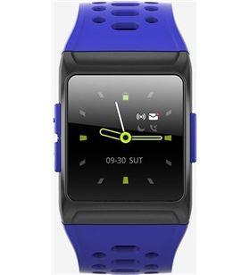 Spc 9632A pulsera inteligente azul smartwatch smartee stamina bluetooth ipx - 8436542857178-0