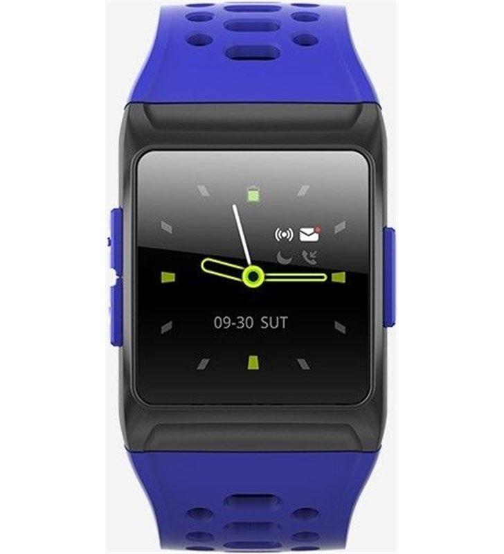 Spc pulsera inteligente 9632A azul smartwatch smartee stamina bluetooth ipx - 8436542857178-0