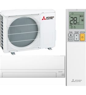 Aire 1x1 2150f/c inverter Mitsubishi msz-bt25vgk wifi blanco a++ r32 MSZBT25VGK - 8851492269992