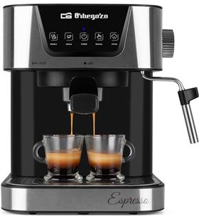 Orbegozo -PAE-CAF EX 6000 cafetera espresso ex 6000 - 1050w - 20 bar - deposito de agua 1.5l 17535 - ORB-PAE-CAF EX 6000