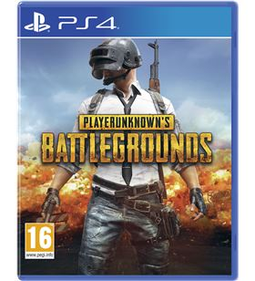 Sony 9787617 juego para consola ps4 playerunknown's battlegrounds - 9787617