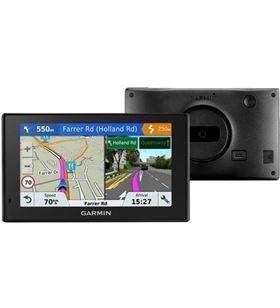 Gps Garmin drive 5 plus eu-mt-s - 5''/12.7cm táctil - bt - mapas toda europa 010-01680-18 - 753759232184