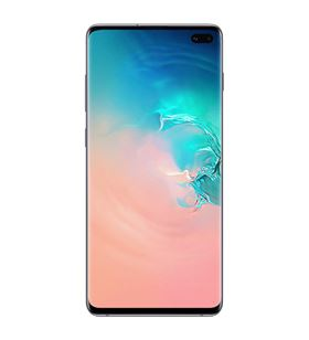 Samsung smartphone móvil galaxy s10+ white - 6.4''/16.2cm - cam (12+16+12)mp G975 DS 128 WHI - 8801643697044