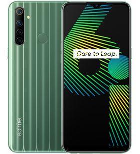 Sihogar.com realme 6i té verde 4g dual sim 6.5'' ips hd+/8core/128gb/4gb ram/48+8+2mp+m - +22263
