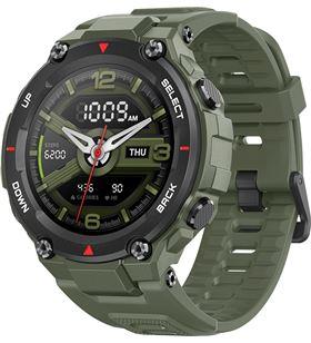 Reloj inteligente huami Amazfit t-rex green - pantalla 3.30cm amoled - bt - W1919OV1N - W1919OV1N