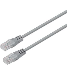 Latiguillo de red Aisens A133-0186 - rj45 - utp - cat5e - 30m - gris - AIS-CAB A133-0186