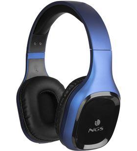 Auriculares bluetooth Ngs ártica sloth blue - bt5.0 - entrada aux 3.5mm - f ARTICASLOTHBLUE - NGS-AUR ARTICASLOTHBLUE