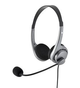 Sihogar.com auriculares diadema bluestork mc101 estereo microfono para pc - MC101