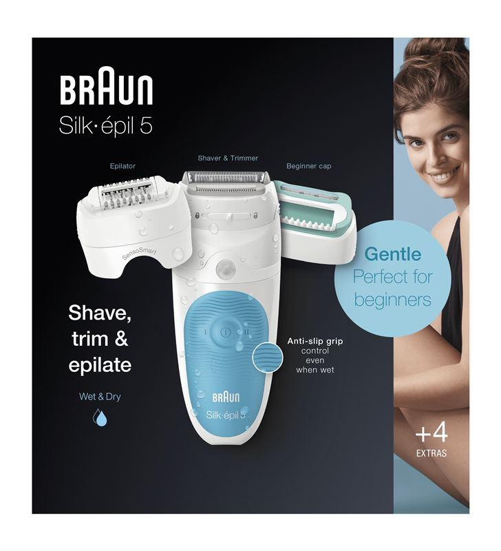 Braun SES5_610 depiladora ses 5-610 Depiladoras fotodepiladoras - 78687149_7001428031