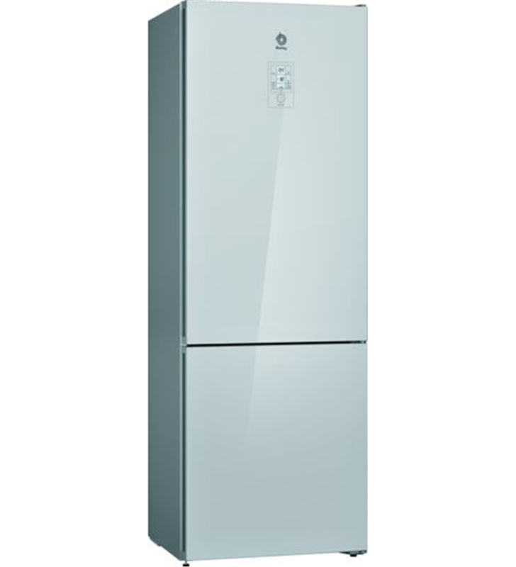 Balay 3KFE778WI frigorífico combi clase e 203x70 cm no frost cristal blan - BAL3KFE778WI