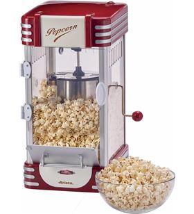 Palomitero Ariete popcorn popper xl - 310w - 2.4l - prepara palomitas en po 2953 - ARI-PAE-PAL POPPER XL