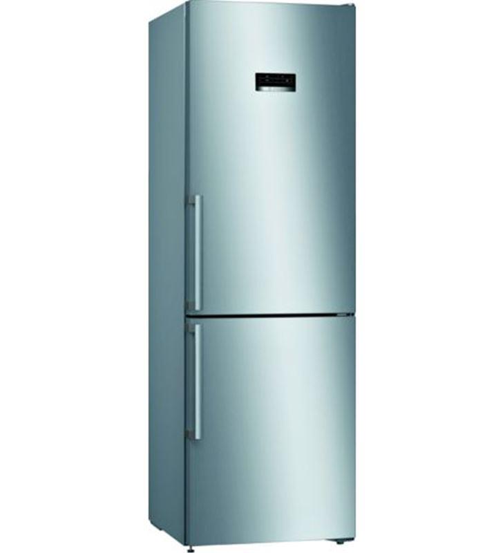 Bosch combi KGN36XIDP 186cm nf inox a+++ Frigoríficos combinados - KGN36XIDP