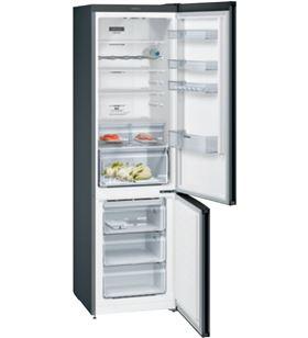 Siemens KG39NXXEA frigorífico combi clase e 203x60 cm no frost negro - SIEKG39NXXEA