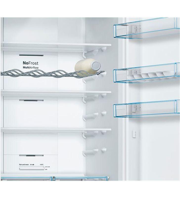 Bosch combi KGN39XWDP 203cm nf blanco a+++ Frigoríficos combinados de mas de 190cm - 78654168_2613891392