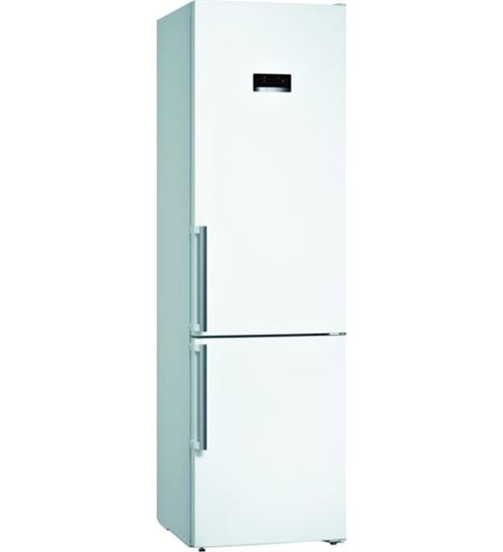 Bosch combi KGN39XWDP 203cm nf blanco a+++ Frigoríficos combinados de mas de 190cm - KGN39XWDP