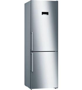 Bosch KGN36XIEP combi 186cm nf inox e Frigoríficos combinados - KGN36XIEP