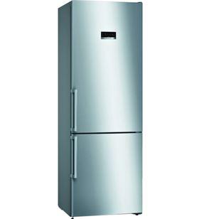 Bosch KGN49XIEP frigorífico combi clase e 203x70 no frost acero inoxidabl - BOSKGN49XIEP