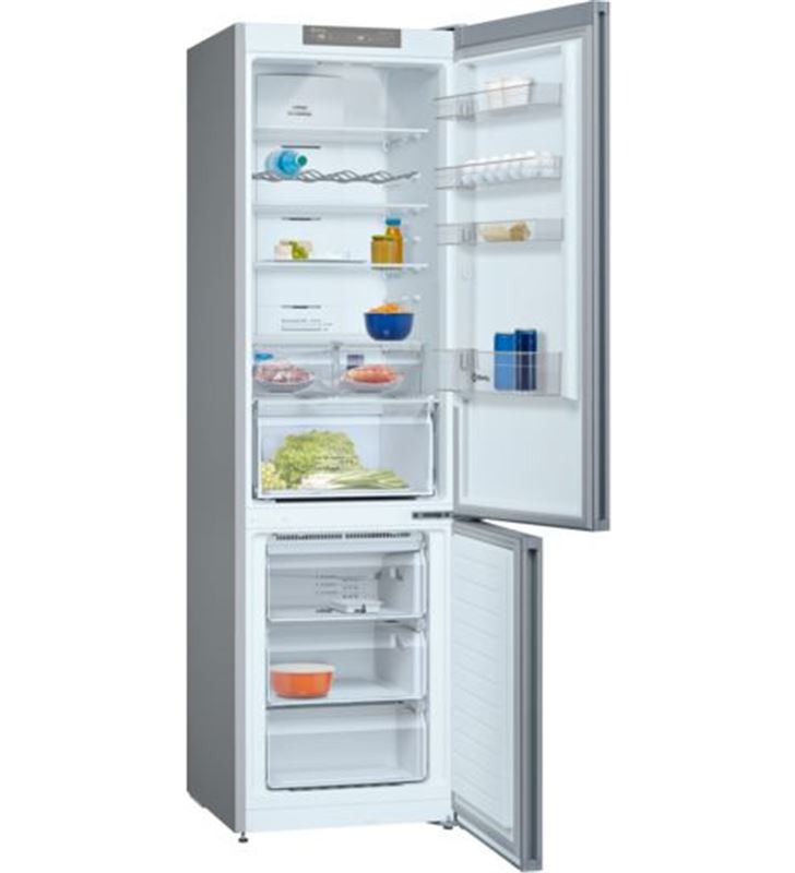 Balay frigorífico combi 3kfe765bi clase a++ 203x60 no frost cristal negro - 78798660_3248678317