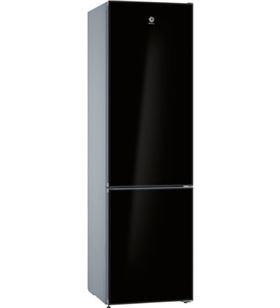 Balay frigorífico combi 3kfe765bi clase a++ 203x60 no frost cristal negro - BAL3KFE765BI