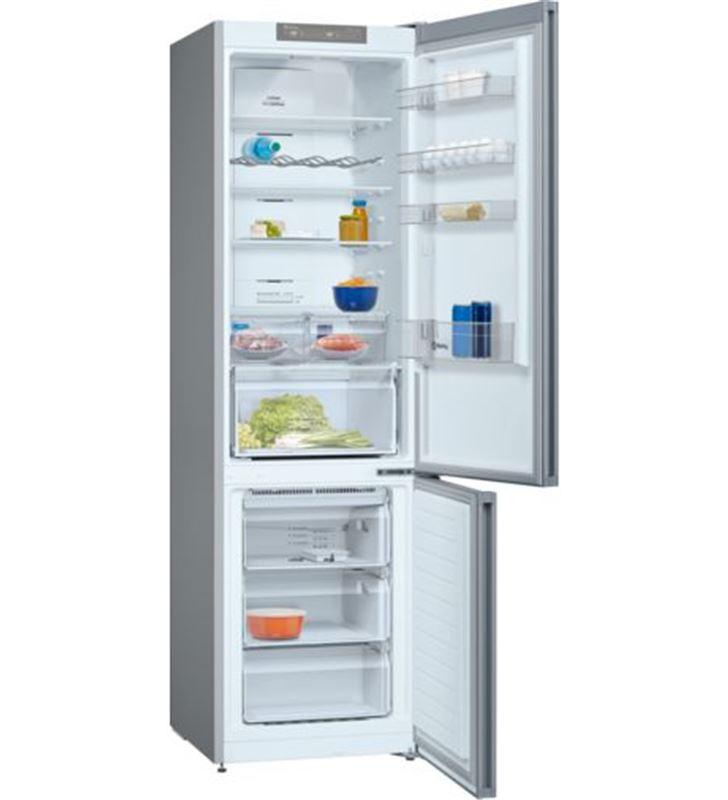 Balay 3KFE765WI frigorífico combi clase e 203x60 no frost cristal blanco - 78798675_7326500753