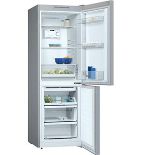 Balay 3KFE361MI frigorífico combi clase e 176x60 no frost acero inoxidabl - BAL3KFE361MI