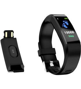 Sihogar.com muvit miosmb010 tensio lite negro pulsera inteligente monitorizadora de act - +95618