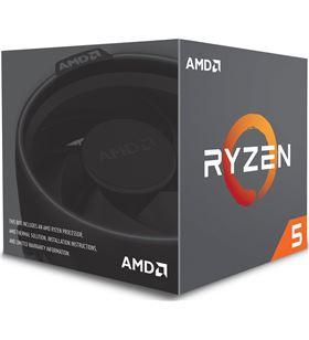 Procesador Amd ryzen 5 2600 - 3.4ghz - socket am4 YD2600BBAFBOX - AMD-RYZEN YD2600BBAFBOX