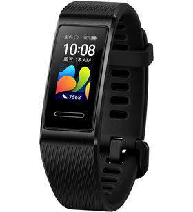 Pulsera inteligente Huawei band 4 pro graphite black - pantalla 2.41cm cuan 55024987 - BAND 4 PRO BLACK