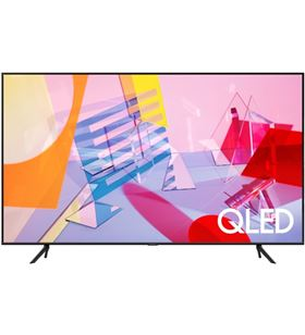 Lcd qled edge 75'' Samsung QE75Q60T dual led hdr 10+ one remote - QE75Q60T