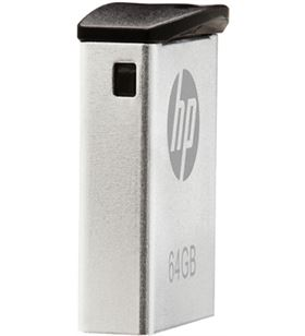 Pendrive Hp v222w 64gb - usb 2.0 - 14mb/s lectura - metal HPFD222W-64P - 77748533_0060743057