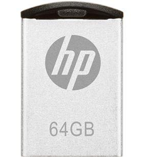 Pendrive Hp v222w 64gb - usb 2.0 - 14mb/s lectura - metal HPFD222W-64P - HPFD222W-64P